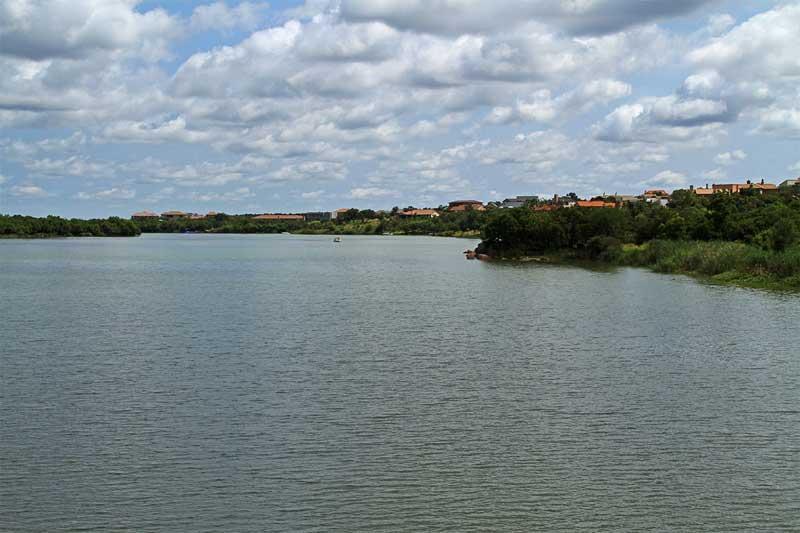 Roodeplaat dam